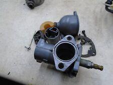 BSA 50 B B50MX Motocross B50-MX Used Engine Carburetor 1971 WD RB65