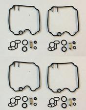 Yamaha FZR1000 Exup 89-95 Carb Carburettor Repair Kit Gasket Valve Needle X 4