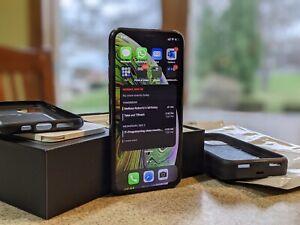 Apple iPhone 11 Pro - 64GB - Space Gray (Unlocked) A2160 CDMA/GSM **w/EXTRAS**