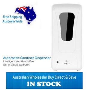 Automatic Touch Free Sanitiser Dispenser 1000 ml, Gel/Soap Dispenser