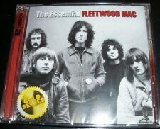 FLEETWOOD MAC Essential (Gold Series) (Australia) Very Best Of 2 CD – New
