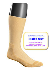 Big&Tall  King Size Italian Socks. Soft Comfort Top, Non Binding, Extra Wide