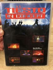 Tiesto - In Concert (DVD, 2009, 2-Disc Set) A2