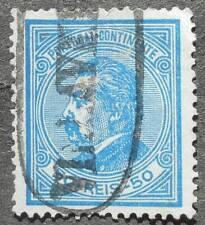 Portugal 1881 regular issue, 50R, Mi #53, used, CV=20EUR
