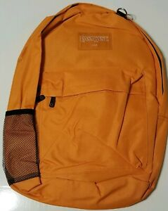 BackPack with Extras * Orange
