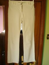 Per Una Marks and Spencer white cotton stretch womens jeans uk 8