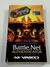 2011 BlizzCon Battle.Net Authenticator , Vasco