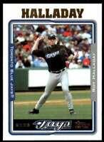 2005 Topps Set Break Roy Halladay Toronto Blue Jays #19