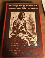 TAIWAN PIRACY 1st Dee Brown Bury My Heart at Wounded Knee No Place No Date HCDJ