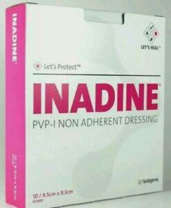 Inadine  9.5cm x 9.5cm x  (25 )
