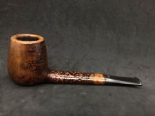 Danish Estates: Stanwell Vario (113) Semi Sandblast Canadian Pipe Code1