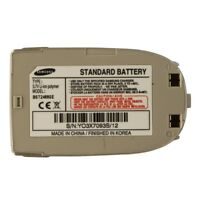Samsung Replacement Battery BST2488SE 3.7V for A310 - Silver