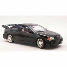 1995 Honda Civic BLACK 1:18 Ertl American Muscle 33411