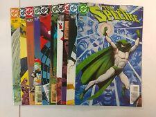 JLA comic lot The Spectre 2002 18 19 20 21 22 23 24 25 26  VF/VF+ Bagged