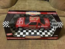 1995 Ertl American Muscle TIM RICHMOND #27 Old Milwaukee 1/18 Nascar Diecast