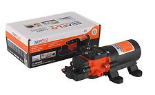 12V Water Pressure Diaphragm Pump 1.2 GPM Replace Flojet RLF122202A RLF 122202A