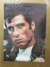 Grease Vintage Poster John Travolta actor 1978 Inv#2442