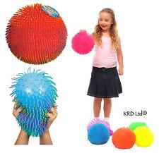 LARGE Puffer Ball Furb Squashy Tactile Sensory Autism Stress Relief Fidget Toys