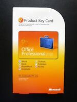 Microsoft Office Professional 2010 PRO Word Outlook Access Windows XP/7/8/10 PKC