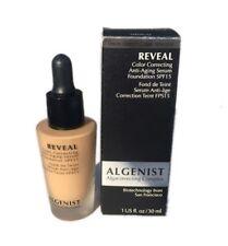 Algenist Reveal Color Correcting Anti-Aging Serum Foundation, light/Med 1 oz Nib