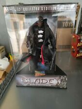 "Blade 2 12"" Collector's Edition Figure Marvel Studios 2002 Toy Biz NEW NIB"