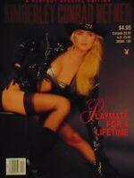 Playboy's Kimberley Conrad Hefner December 1989   #2746+