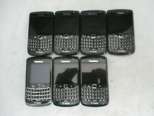 LOT OF 7 FAIR UNLOCKED T-MOBILE BLACKBERRY BOLD 9700 & 9780 QWERTY KEYPAD