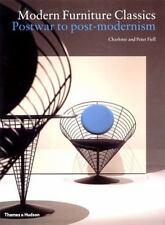 Modern Furniture Classics: Postwar to Postmodern 2001 Paperback NEW SEALED