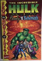 HULK Beauty and the Behemoth (1998) Marvel Comics TPB FINE 1st
