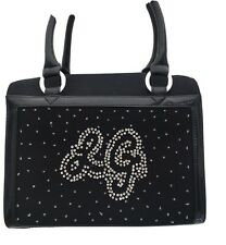 Genuine lulu guinness Black Bag Evening