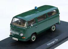 Schuco VW BUS t2a-modello anno 1967-71 polizia, M. 1:43, disponibilità limitata 1.000 pezzi
