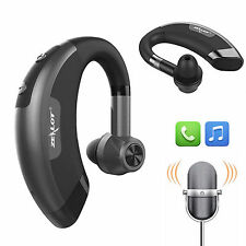 Wireless Bluetooth Sports Headset Music Earpieces For Samsung iPhone LG Motorola
