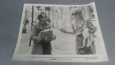 Vtg 1984 Broadway Danny Rose Woody Allen & Mia Farrow Publicity Photo Press