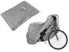 Garage per bicicletta 200 x 100 cm argento Roller Copertura bicicletta Telone