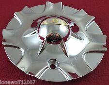 Baccarat Wheels Chrome Custom Wheel Center Cap # C1120-CAP (1)