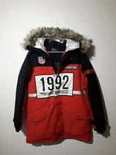 Polo Ralph Lauren Stadium 92 P-Wing RL67 parka jacket M/L NWOT 92 Stadium Games