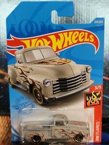 2021 Hot Wheels #229  '52 Chevy. Nice Brand New Package