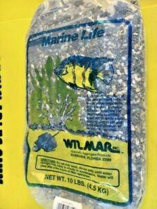 NOS-Natural Marine 2-10 lbs bags Aquarium-Shell Fish Tank Gravel, FREE SHIP