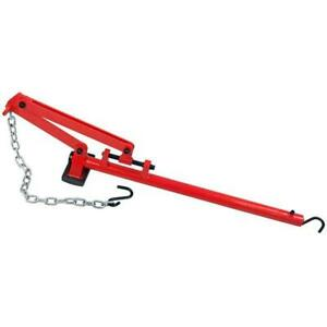 WISHBONE LEVER TOOL WITH CHAIN HEAD SUSPENSION ARM LEVER BAR 65MM - 265MM