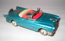 Vintage Tin Car KO Bump N Go