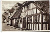 EBELTOFT ~1920 Vintage Postcard alte Ansichtskarte Postkarte AK