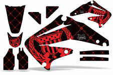 AMR RACING GRAPHICS STICKER KIT HONDA CRF 450 02,03,04