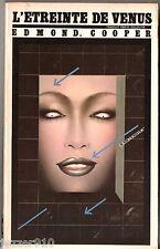 TITRES SF n°51 ° 1982 ° EDMOND COOPER ° L'EMPREINTE DE VENUS