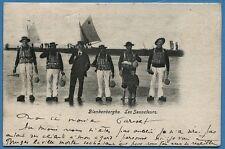 CPA: Belgique - Blankenberghe - Les Sauveteurs / 1904
