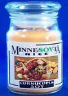 Cornucopia Soy Candle, 5oz Apothecary Jar