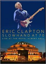 Eric Clapton-Slowhand at 70-Live at the Royal Albert Hall DVD + 2cd NEUF