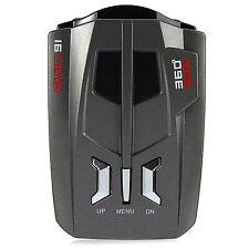 Neu V9 12V Car Detector LED Display X K NK Ku Ka Laser Anti Radar Detector 360°
