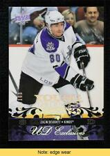 2008-09 Upper Deck UD Exclusives 69/100 Drew Doughty Young Guns #220 Rookie READ