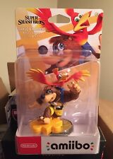 Banjo Kazooie Amiibo Nintendo Brand New in Box
