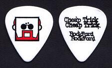 Cheap Trick Bun E Carlos White Guitar Pick - 2006 Rockford Tour